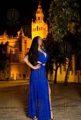 Jasmín escort colombiana